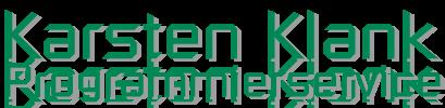 KKPS – Karsten Klank Programmierservice